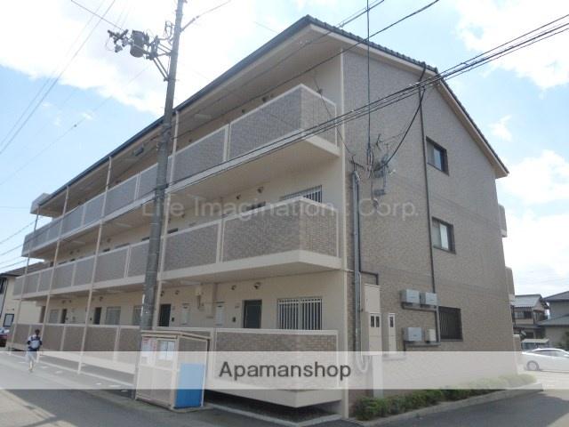 滋賀県甲賀市、貴生川駅徒歩10分の築16年 3階建の賃貸マンション
