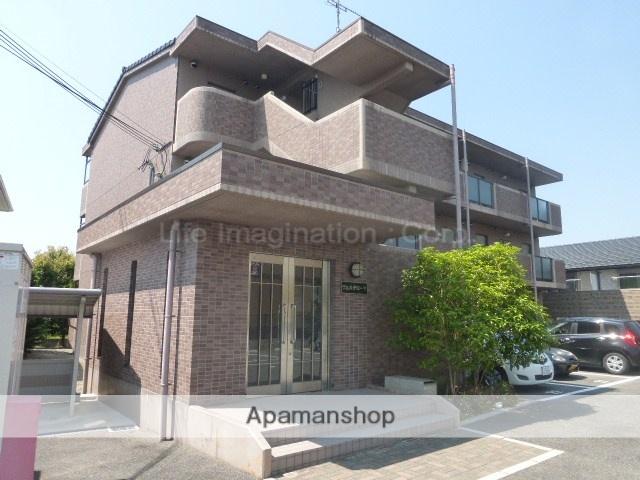 滋賀県湖南市、貴生川駅はーとバスバス40分下田下車後徒歩15分の築9年 3階建の賃貸マンション
