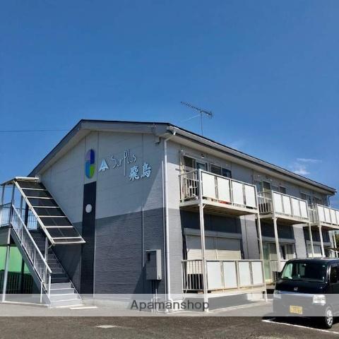 滋賀県甲賀市、甲賀駅徒歩5分の築20年 2階建の賃貸アパート