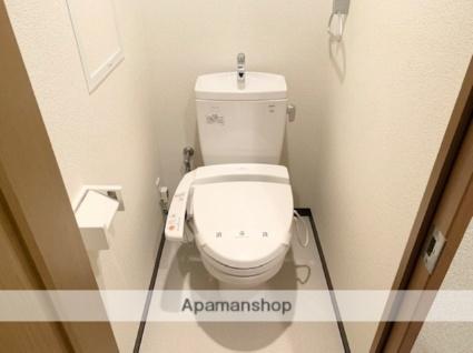 滋賀県大津市桜野町1丁目[1K/29.52m2]のトイレ