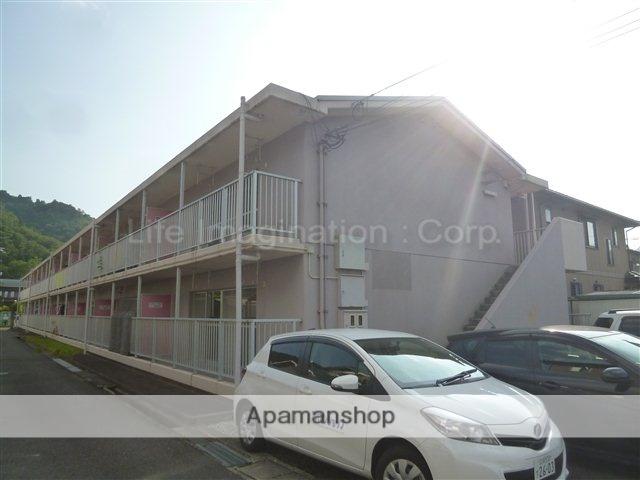 滋賀県東近江市、稲枝駅徒歩59分の築27年 2階建の賃貸マンション