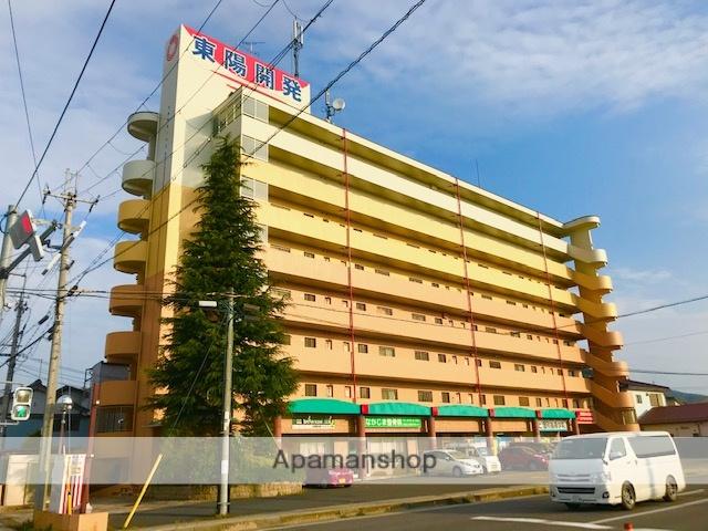 滋賀県東近江市、稲枝駅徒歩60分の築14年 8階建の賃貸マンション