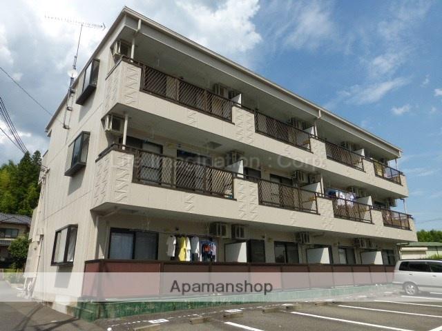 滋賀県甲賀市、貴生川駅徒歩5分の築20年 3階建の賃貸マンション