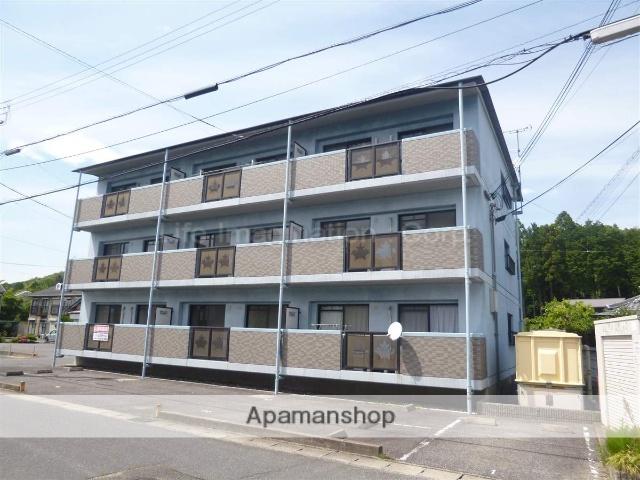 滋賀県湖南市、三雲駅JRバスバス10分岩根西口下車後徒歩5分の築18年 3階建の賃貸マンション