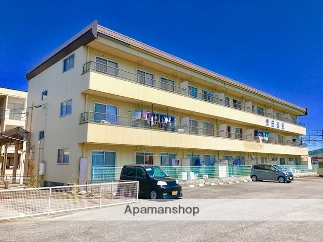 滋賀県近江八幡市、能登川駅徒歩173分の築32年 3階建の賃貸マンション