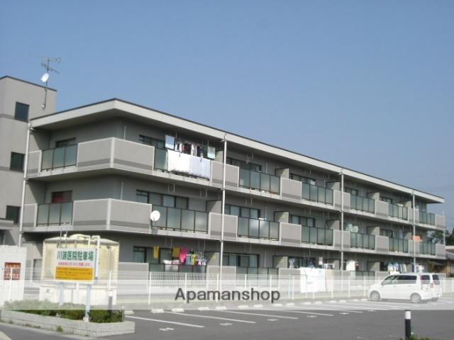 滋賀県近江八幡市、安土駅徒歩43分の築20年 3階建の賃貸マンション