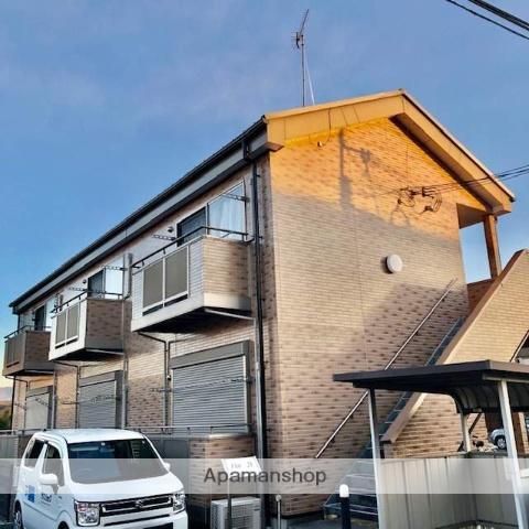 滋賀県甲賀市、甲賀駅徒歩3分の築12年 2階建の賃貸アパート