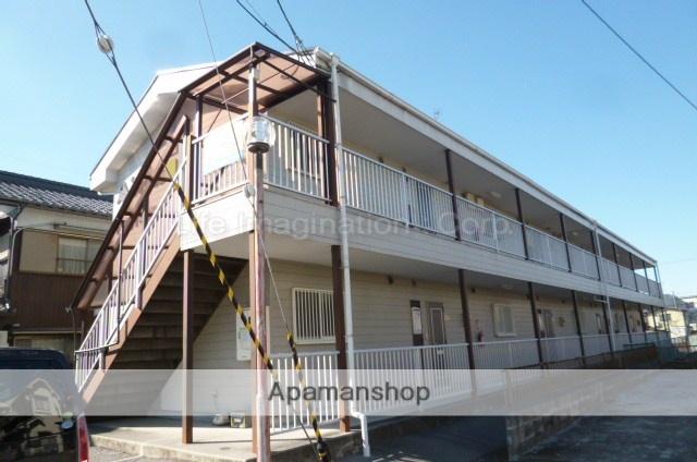 滋賀県彦根市、彦根駅徒歩52分の築21年 2階建の賃貸アパート
