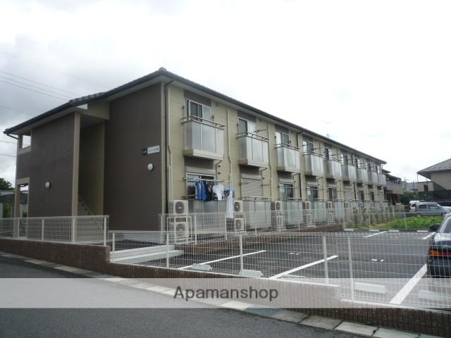 滋賀県甲賀市、貴生川駅徒歩31分の築7年 2階建の賃貸アパート