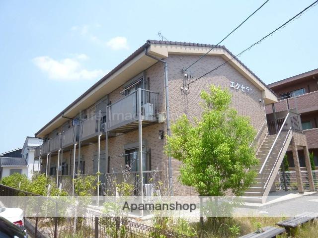 滋賀県近江八幡市、近江八幡駅徒歩20分の築11年 2階建の賃貸アパート