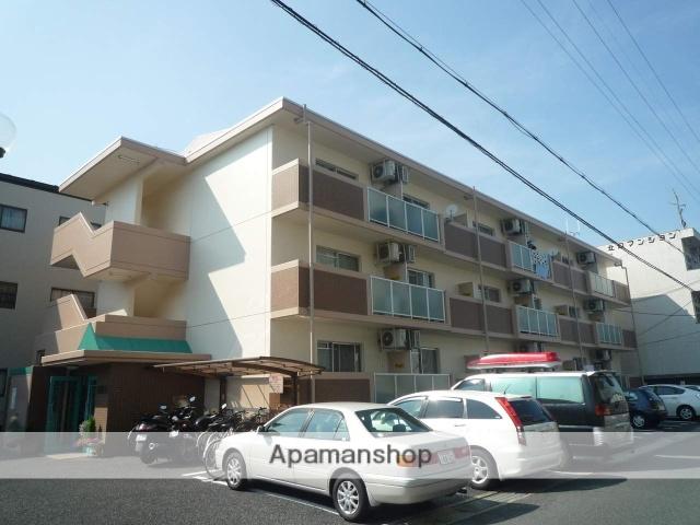 滋賀県野洲市、篠原駅徒歩79分の築18年 3階建の賃貸マンション