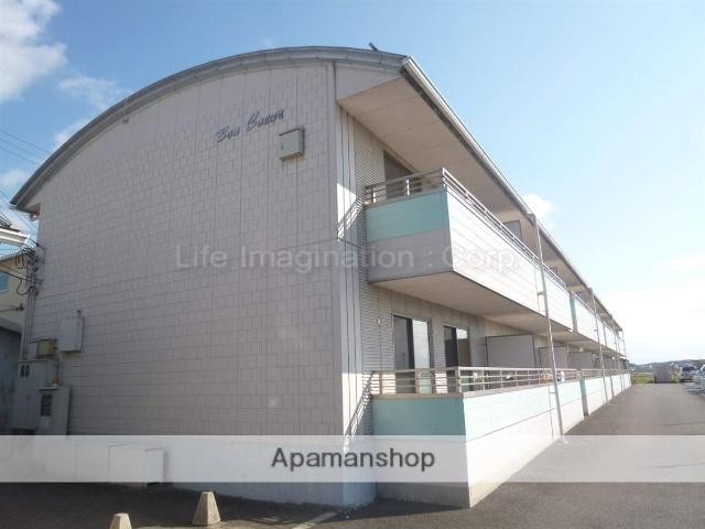 滋賀県近江八幡市の築18年 2階建の賃貸マンション