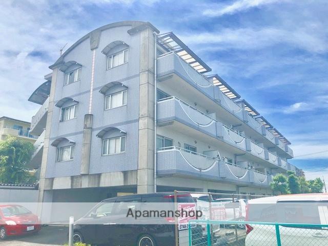 滋賀県近江八幡市の築22年 4階建の賃貸マンション