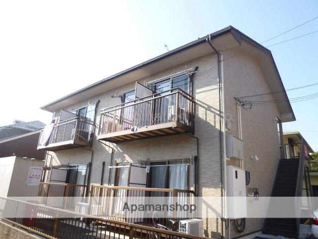 滋賀県甲賀市、貴生川駅はーとバスバス27分大池寺下車後徒歩2分の築8年 2階建の賃貸アパート