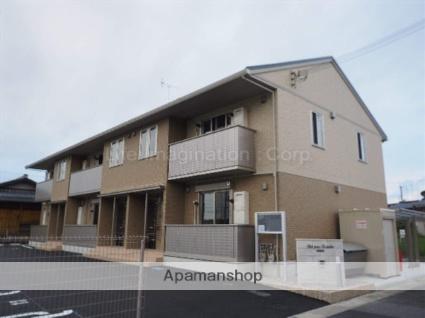 滋賀県甲賀市、甲賀駅徒歩46分の新築 2階建の賃貸アパート