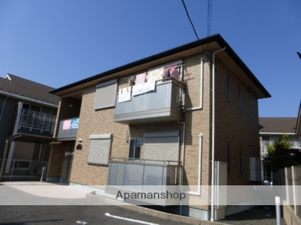滋賀県甲賀市、寺庄駅徒歩10分の築8年 2階建の賃貸アパート