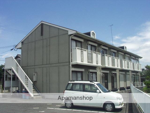 滋賀県甲賀市、貴生川駅徒歩36分の築25年 2階建の賃貸アパート