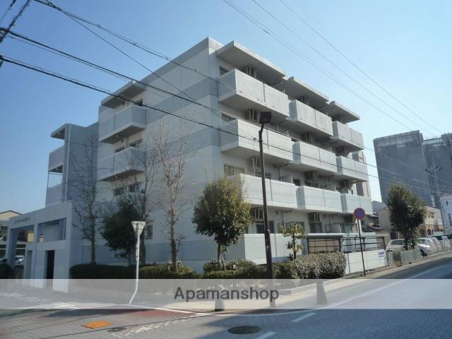 滋賀県近江八幡市、能登川駅徒歩162分の築22年 4階建の賃貸マンション
