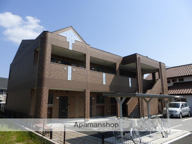 滋賀県甲賀市、寺庄駅徒歩3分の築5年 2階建の賃貸マンション
