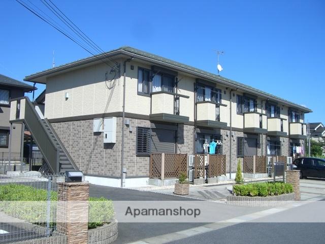 滋賀県甲賀市、甲南駅徒歩78分の築12年 2階建の賃貸アパート