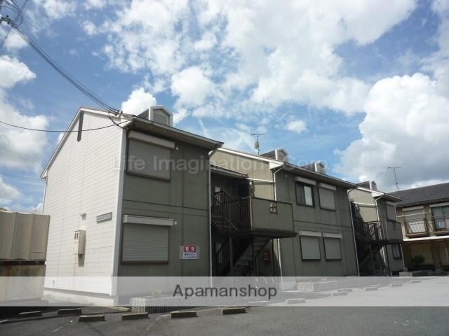 滋賀県湖南市、三雲駅徒歩20分の築24年 2階建の賃貸アパート