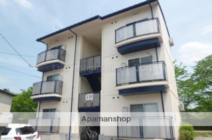 滋賀県彦根市、彦根駅徒歩18分の築26年 3階建の賃貸マンション