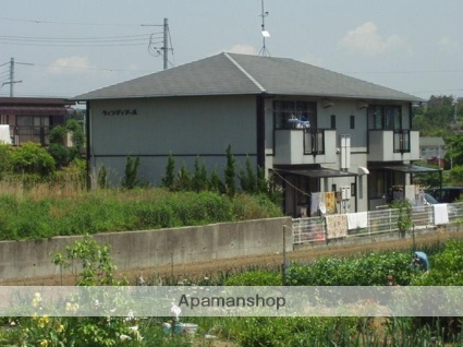 滋賀県湖南市、三雲駅徒歩99分の築23年 2階建の賃貸アパート