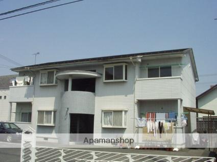 滋賀県甲賀市、甲南駅徒歩39分の築25年 2階建の賃貸アパート