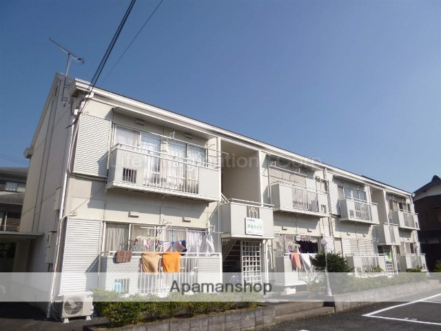滋賀県甲賀市、貴生川駅徒歩54分の築24年 2階建の賃貸アパート