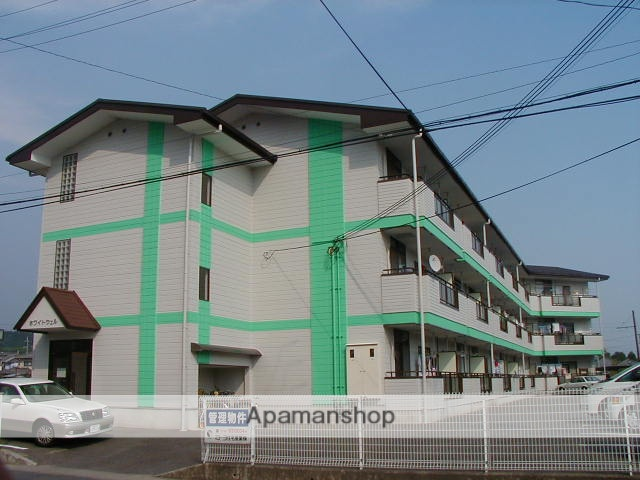 滋賀県甲賀市、貴生川駅徒歩8分の築25年 3階建の賃貸マンション