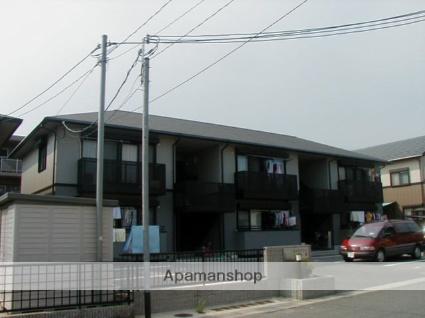 滋賀県甲賀市、貴生川駅徒歩9分の築18年 2階建の賃貸アパート