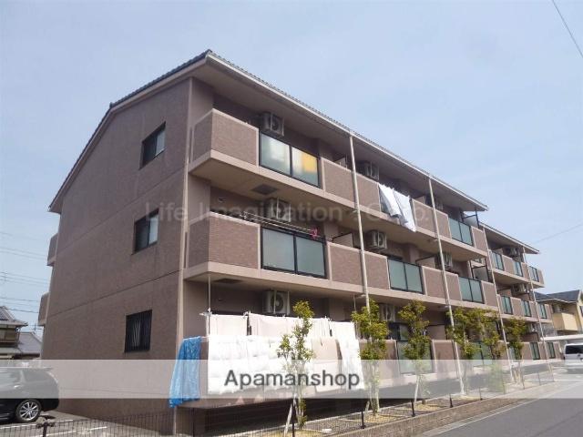 滋賀県甲賀市、甲南駅徒歩37分の築10年 3階建の賃貸マンション