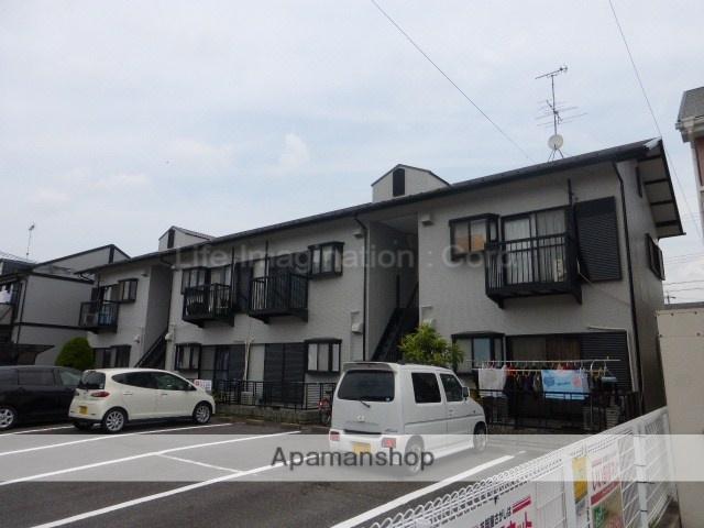 滋賀県湖南市、三雲駅徒歩31分の築22年 2階建の賃貸アパート