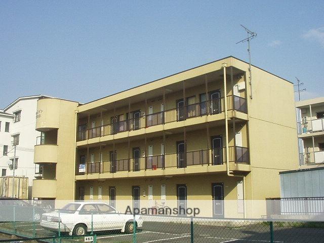 滋賀県湖南市、三雲駅徒歩61分の築25年 3階建の賃貸マンション