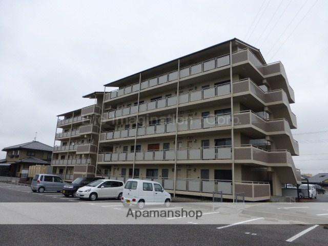 滋賀県愛知郡愛荘町、稲枝駅徒歩62分の築18年 5階建の賃貸マンション