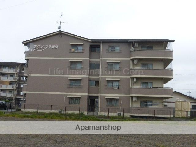 滋賀県愛知郡愛荘町、愛知川駅徒歩16分の築20年 4階建の賃貸マンション