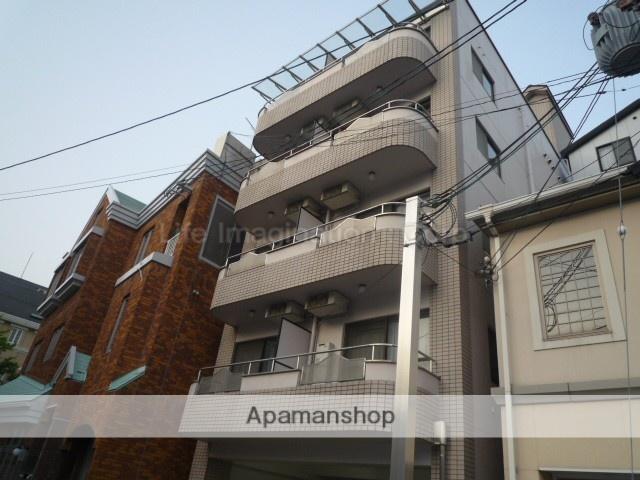 滋賀県東近江市、八日市駅徒歩2分の築21年 5階建の賃貸マンション