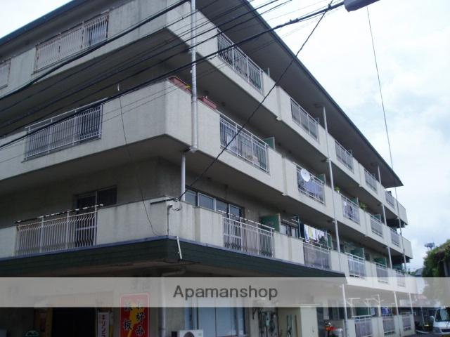 滋賀県大津市、膳所駅徒歩14分の築37年 4階建の賃貸マンション