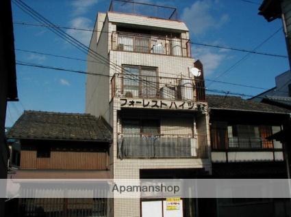 滋賀県大津市、大津駅徒歩3分の築28年 5階建の賃貸マンション