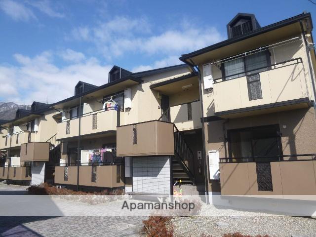 滋賀県大津市、志賀駅徒歩1分の築18年 2階建の賃貸アパート