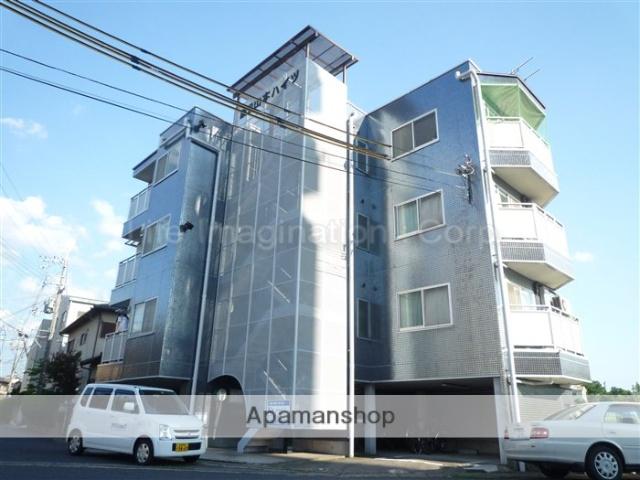 滋賀県大津市、南草津駅徒歩44分の築25年 4階建の賃貸マンション