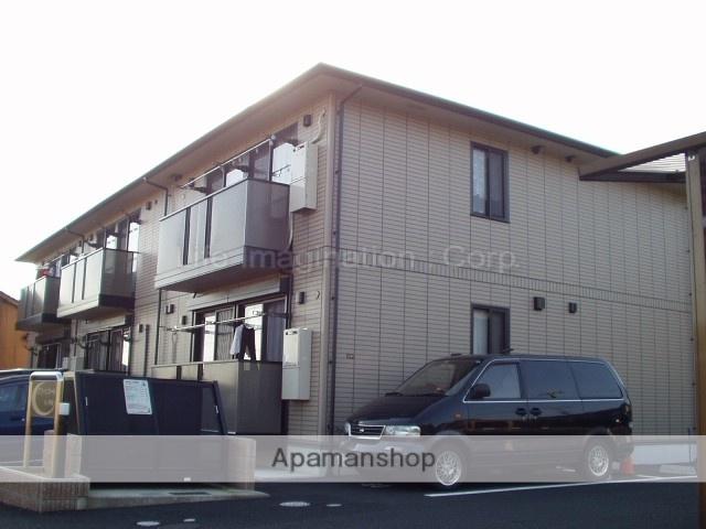 滋賀県大津市、比叡山坂本駅徒歩28分の築12年 2階建の賃貸アパート