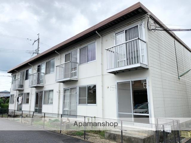 滋賀県大津市、南草津駅徒歩46分の築30年 2階建の賃貸アパート