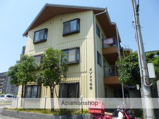 滋賀県大津市、堅田駅徒歩9分の築23年 3階建の賃貸マンション