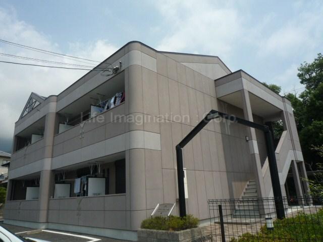 滋賀県大津市、近江舞子駅徒歩5分の築12年 2階建の賃貸マンション
