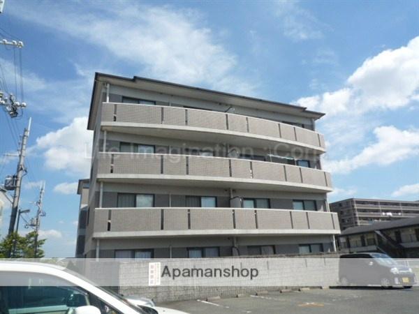 滋賀県大津市、南草津駅徒歩58分の築20年 4階建の賃貸マンション