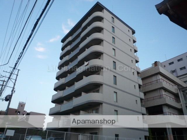 滋賀県大津市、膳所駅徒歩18分の築10年 9階建の賃貸マンション