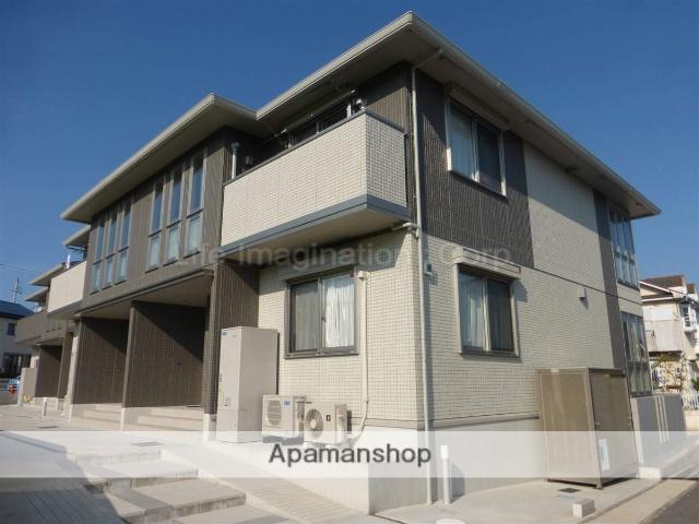 滋賀県大津市、唐崎駅徒歩7分の築3年 2階建の賃貸アパート