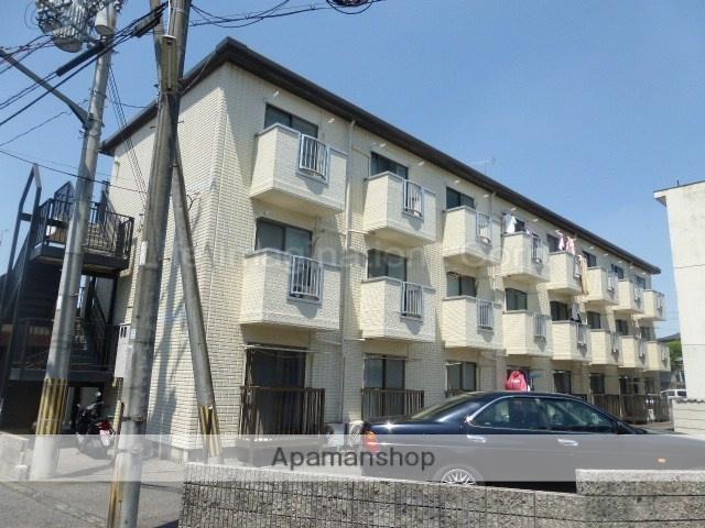 滋賀県大津市、南草津駅徒歩35分の築24年 3階建の賃貸マンション