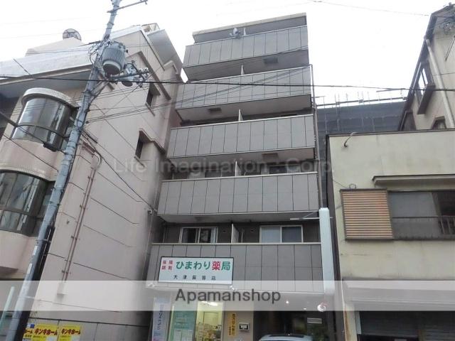 滋賀県大津市、大津駅徒歩18分の築11年 6階建の賃貸マンション